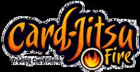 Card-Jitsu Fire logo