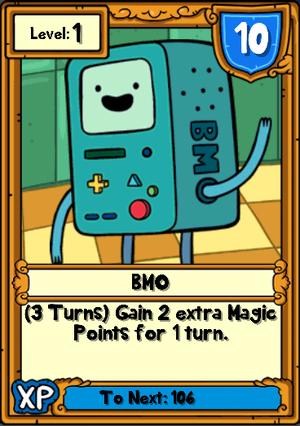 BMO Hero Card