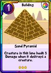 Sand Pyramid