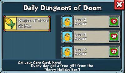 Dungeon of Terror