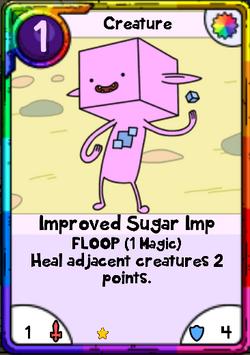 Improved Sugar Imp