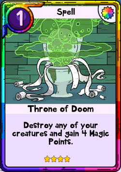 Throne of Doom