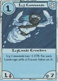 Icy Commando