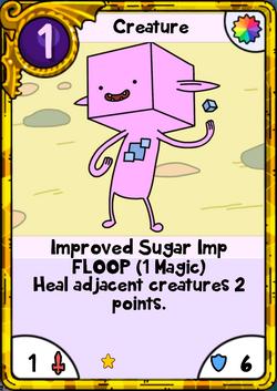 Improved Sugar Imp Gold
