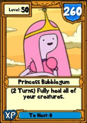 Super PB Hero Card
