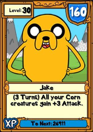 Jake Hero Card