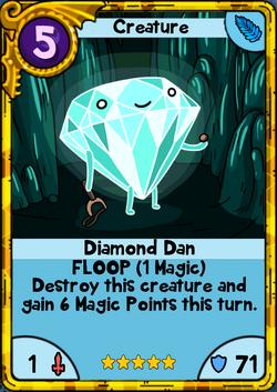 Diamond Dan Gold