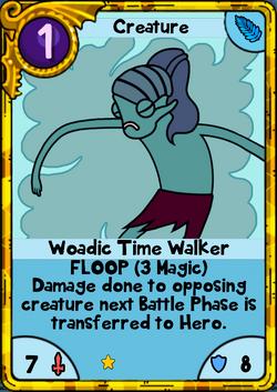 Woadic Time Walker Gold