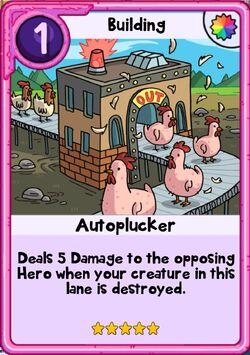 Autoplucker