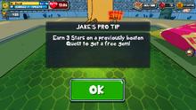Earn 3 stars on a...