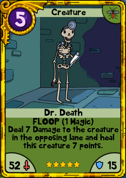 Dr. Death Gold