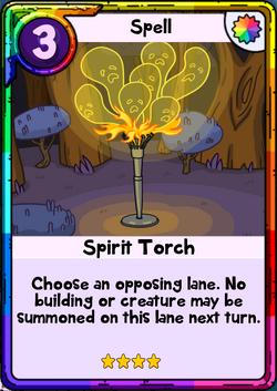 Spirit Torch