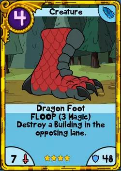 Dragon Foot Gold