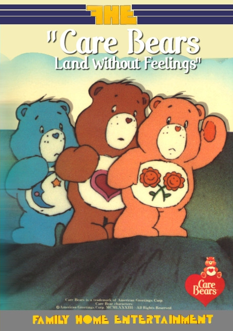 The Care Bears In The Land Without Feelings Care Bear
