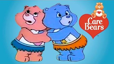 Classic Care Bears Tugs the Brave!