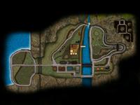 Beaver Woods map