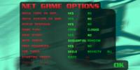 Net game options