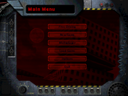 C3 main menu
