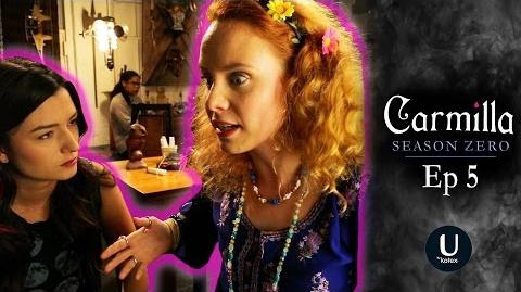 "Carmilla Season Zero Episode 5 ""The Missing… Link"""