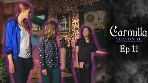 "Carmilla Season 2 Episode 11 ""Adonis Interrupted"""
