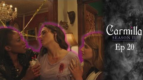 "Carmilla Season 2 Episode 20 ""Damage Control"""