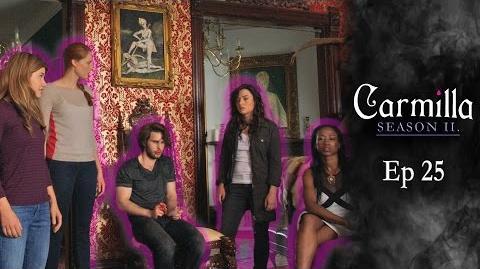 """Carmilla Season 2 Episode 25 """"Bluster and Consequences"""""""