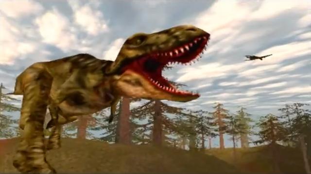 File:Tyrannosaurus roar.png
