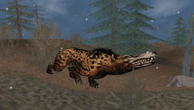 File:Andrewsarchus howling.jpg
