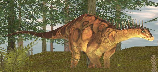 Amargasaurus   Carnivores Wiki   FANDOM powered by Wikia