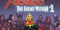 Avengers: The Enemy Within no. 1