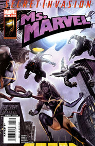 Ms. Marvel (2006) no