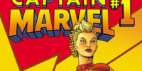 Captain Marvel (2012) no. 1