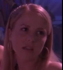 Staring at Tina