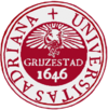 Grijzestad University seal transparent
