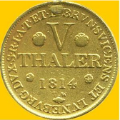 5 thalers