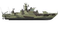 Cornel-class ship