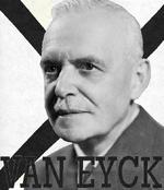Van Eyck poster 1957