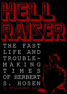 Hellraiser cover