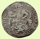 1 thaler 1589