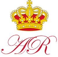 King Ambroos' monogram