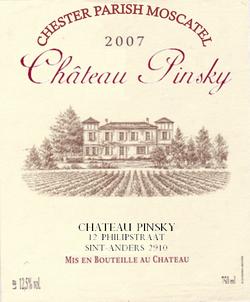 Chateau Pinsky