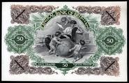 50 thaler reverse 1900