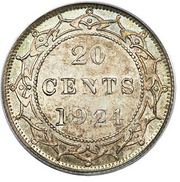 20 cents 1924