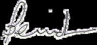 Prince Bernd signature