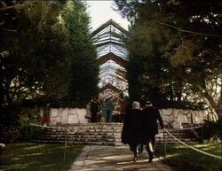 Rancho Palos Verdes church