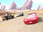 Lightning cars
