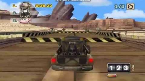 Cars- Hi-Octane Edition - Sarge's Boot Camp