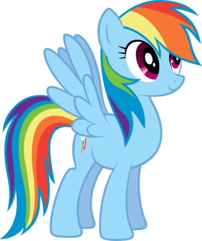 File:Rainbowdash vector by sunran80-d5pnm5t.png