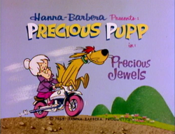 Precious Pupp title