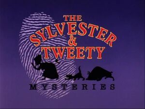 The Sylvester & Tweety Mysteries title